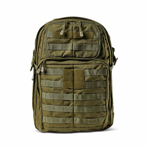 תיק טקטי 5.11 58601 RUSH24™ BACKPACK TAC OD