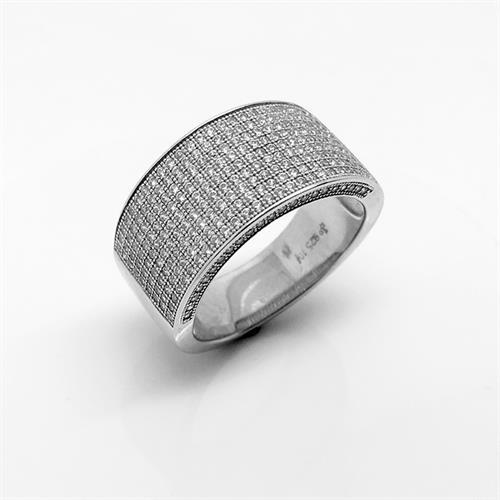 טבעת כסף גברים 925 MY09120041599