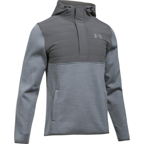 קפוצ'ון אנדר ארמור  1299164-035  Under Armour Men's Storm Henley Swacket Hoodie
