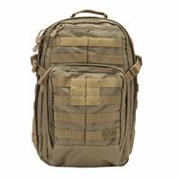 תיק טקטי 5.11  56892 RUSH12™ BACKPACK SANDSTONE