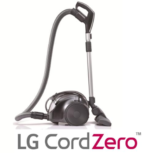 LG CordZero שואב אבק נטען אלחוטי דגם: VC74070NHAQ