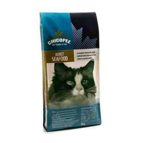 """צ'יקופי חתול סי פוד (מאכלי ים) 2 ק""""ג"""