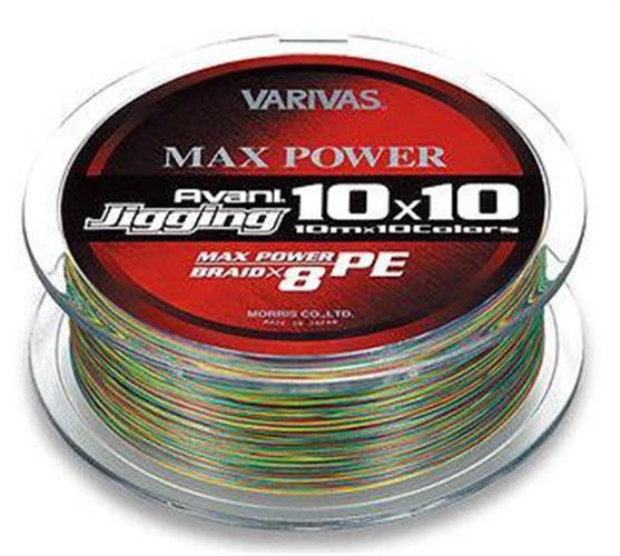 varivas avani max power 10x10 jigining - 300M