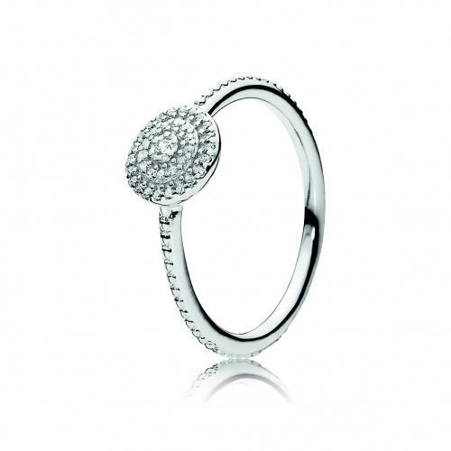 טבעת כסף פנדורה 190986CZ