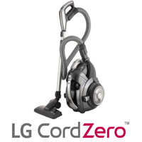 LG CordZero שואב אבק נטען אלחוטי RoboSense VR94070NHAQ