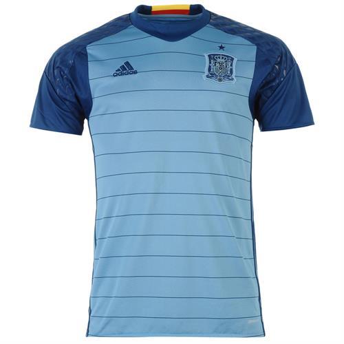חולצת ספרד כחול שוער 2016