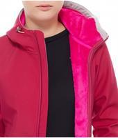 גאקט סופטשל נשים נורט פייס מדגם The North Face Women's durango hoodie dramatic plum