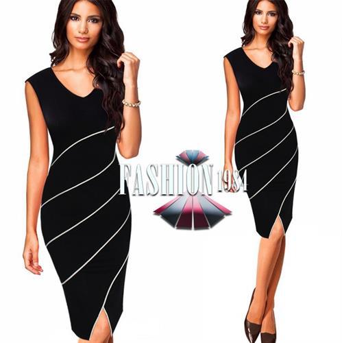 שמלה בעיצוב קונכיית מים