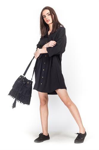 שמלה אלה שחורה