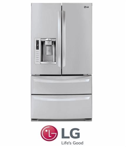 LG מקרר 4 דלתות EMPIER  דגם: GR-L28EMP