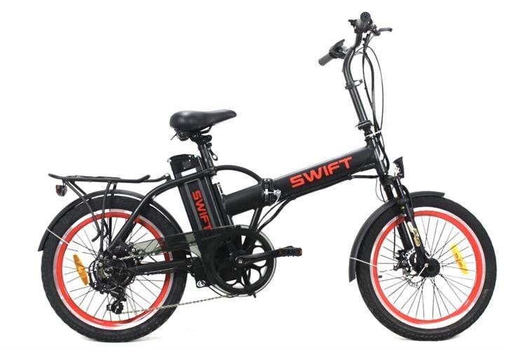 אופניים חשמליים   SWIFT CLASSIC 2017