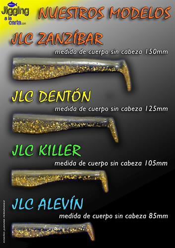 JLC - חבילת גופים לסיליקונים