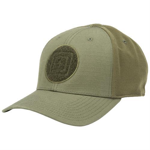 כובע טקטי ירוק 5.11 DOWNRANGE CAP Fatigue