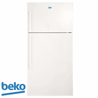 beko מקרר מקפיא עליון 558 ליטר דגם: DN161220W