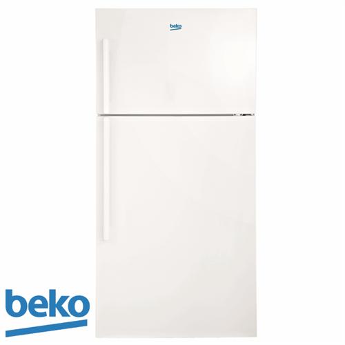 beko מקרר מקפיא עליון 558 ליטר דגם: DN161220W מתצוגה !