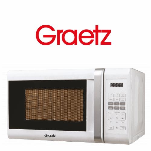 Graetz מיקרוגל דיגיטלי 23 ליטר  דגם: MW-978