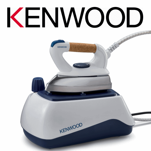 KENWOOD מגהץ קיטור דגם: SS-6310 עודפים