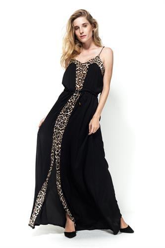 שמלת אדריאנה שחור