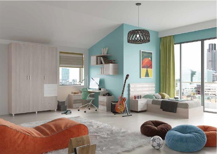 חדר ילדים מטריקס