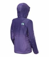 מעיל נשים נורט פייס מדגם The North Face Women's Fuseform Dot Matrix Insulated Jacket Purple