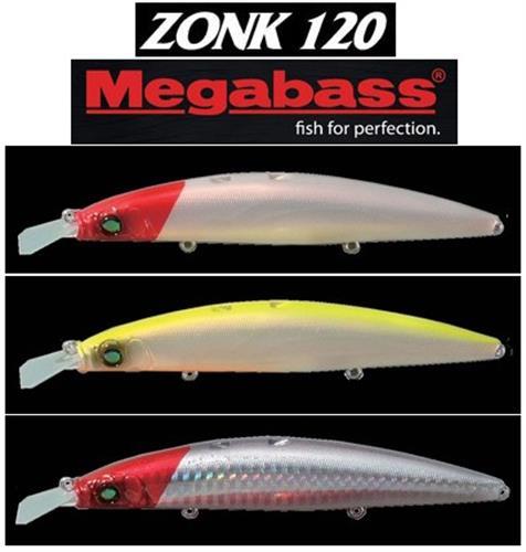 Megabass Zonk120