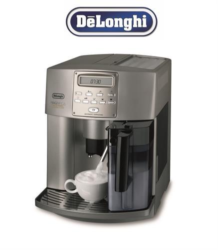 Delonghi מכונת אספרסו מקצועית ONE TOUCH דגם  MAGNIFICA  ESAM3500. S