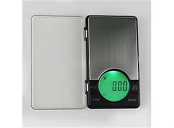 משקל כיס דיגיטלי 0.01-200 סקלה גדולה עגולה