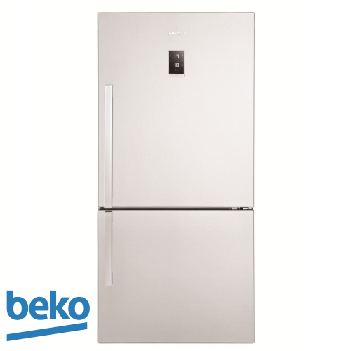 beko מקרר מקפיא תחתון 574 ליטר דגם: CN160231X מתצוגה !