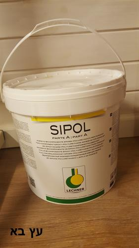דבק דו קומפוננטי לפרקט עץ SIPOL