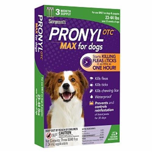"""פרוניל לכלבים במשקל 8 - 20 ק""""ג"""