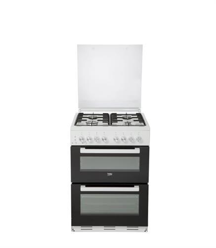 beko תנור משולב דו תאי מהדרין דגם KFDM 62120 DWDSL