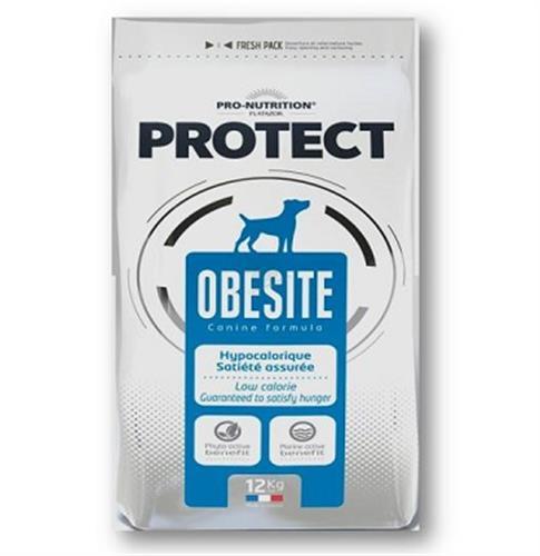 """מזון דיאטתי לכלבים 12 ק""""ג פלטזור לטיפול במשקל עודף"""