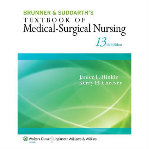 Brunner And Suddarth´S Textbook Of Medical-Surgical Nursing