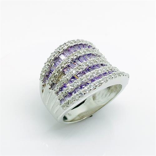 טבעת כסף איטלקית 925 MY01130024515100