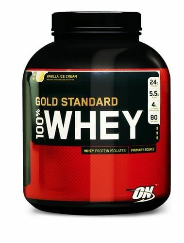 אופטימום גולד סטנדרט  100% whey protein