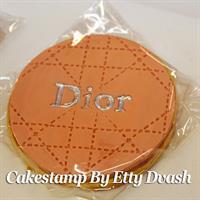 set Dior Texture + set of nine logos
