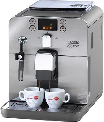 מכונת אספרסו Gaggia Brera Silver