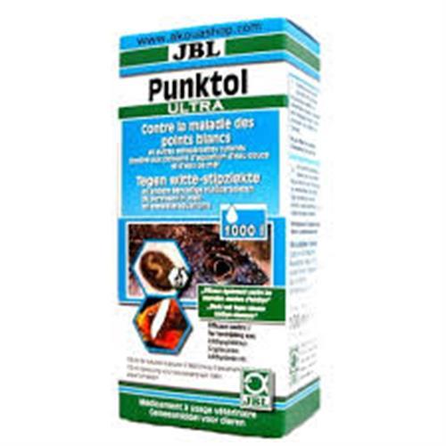 """פונקטול (לטיפול במחלת הנקודות הלבנות) 100 מ""""ל (JBL)"""