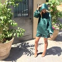 חליפת הולי ירוקה