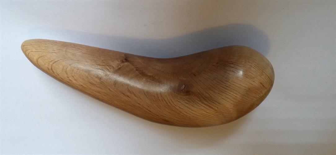 גוואשה עץ אלון התבור בינוני