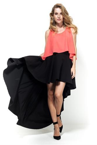 חצאית בל שחורה