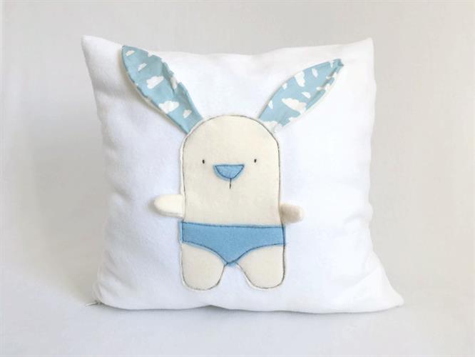 כרית אהוד הארנב החמוד