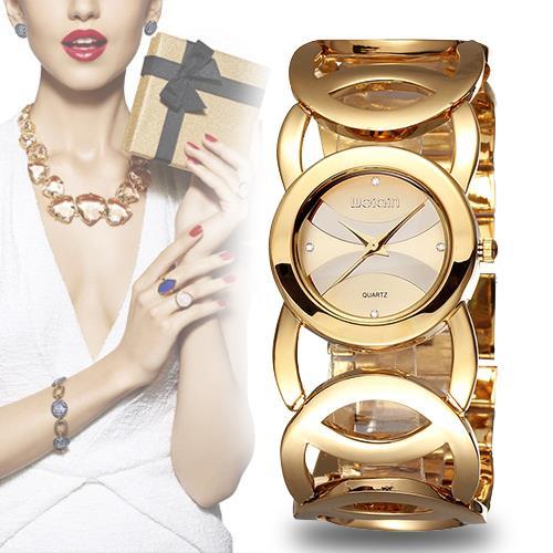 שעון מעוצב מעוטר