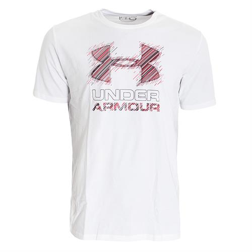 חולצת אימון קצרה אנדר ארמור לגבר 1310962-100 Under Armour Men's Outside the Lines SS Erkek T-shirt