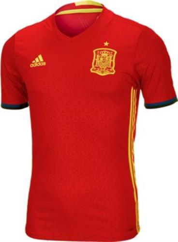 חולצת ספרד בית 2016