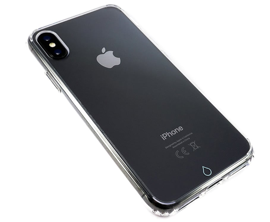 כיסוי שקוף לאייפון 10 X