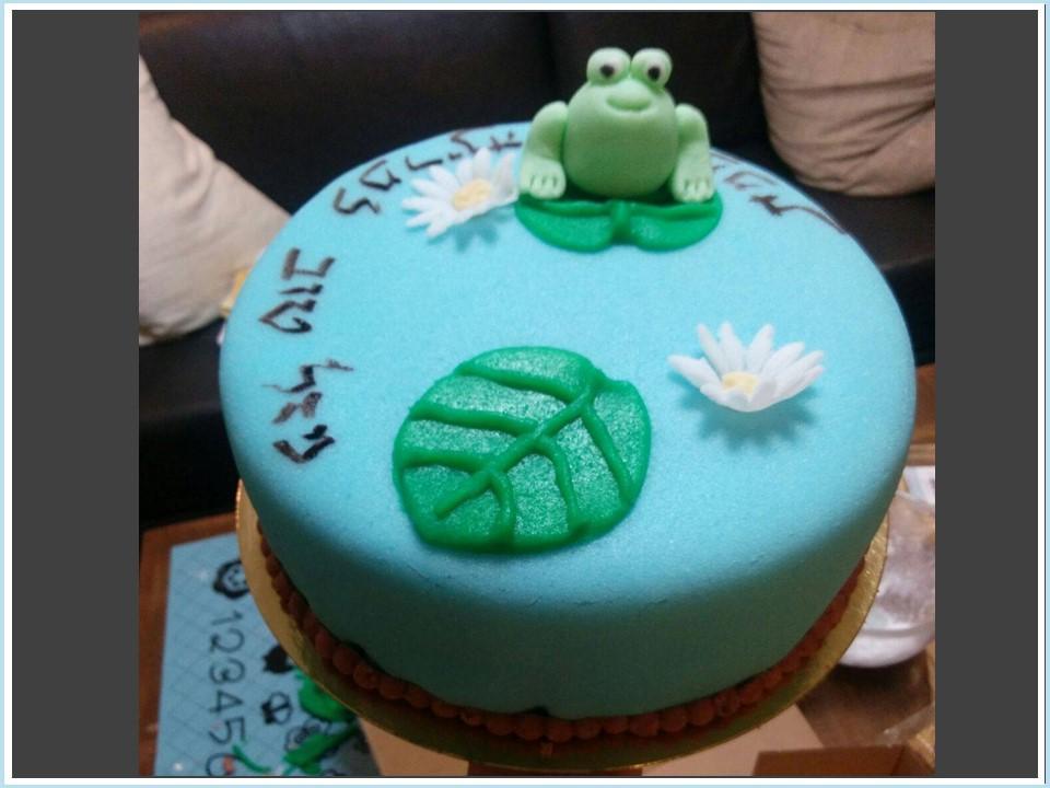 עוגה מעוצבת 2