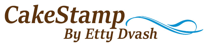 CakeStamp by Etty Dvash